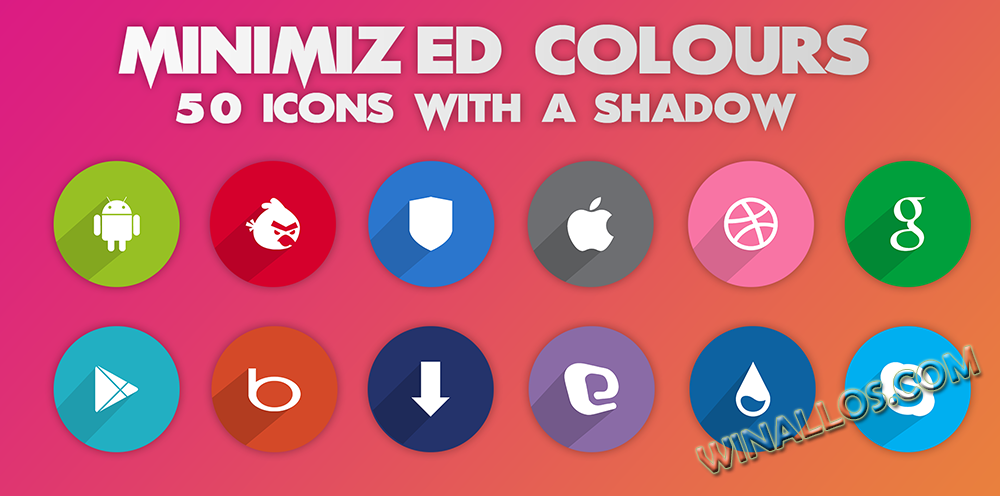 Minimiz Ed Colours