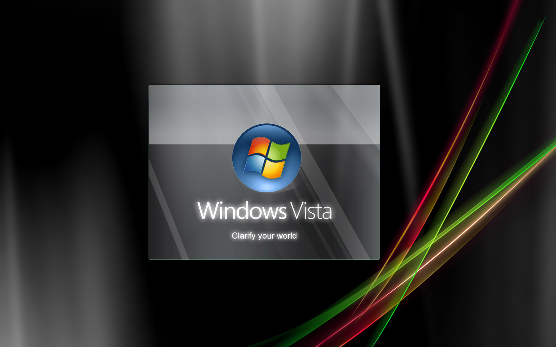 Тема Windows Vista