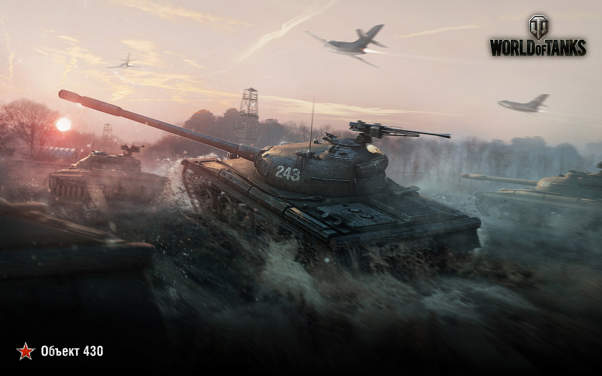 обьект 430, танк, wot, world of tanks