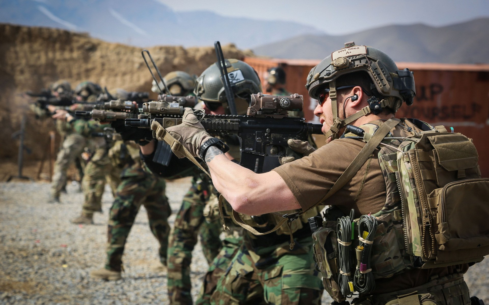United States Army Special Forces Command Airborne