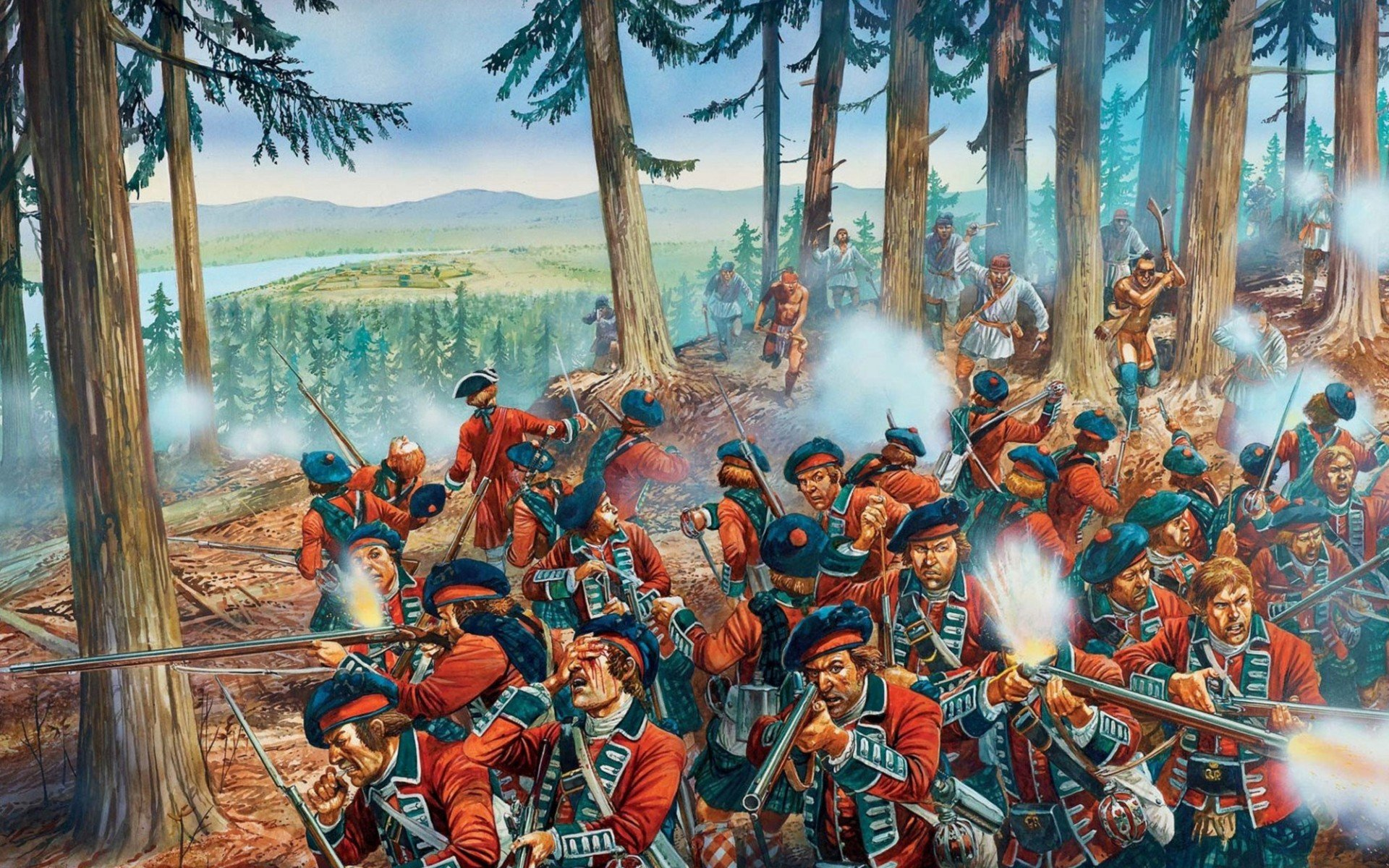 french and indian war provoked the american The french and indian war was the last of four major colonial wars between the british, the french, and their native american allies for control of north america.