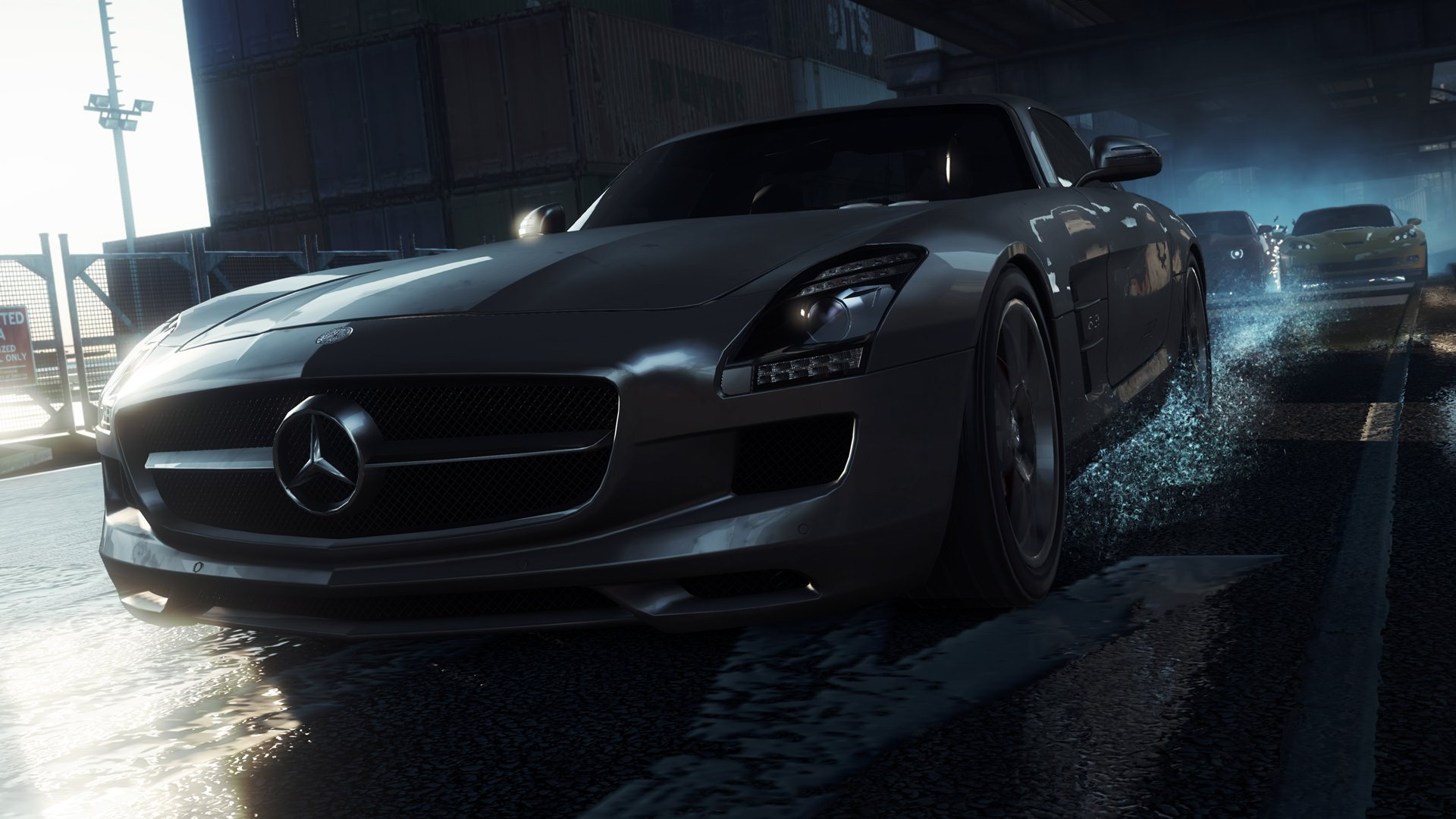 дорого, amg, need for speed most wanted 2012, mercedes-benz