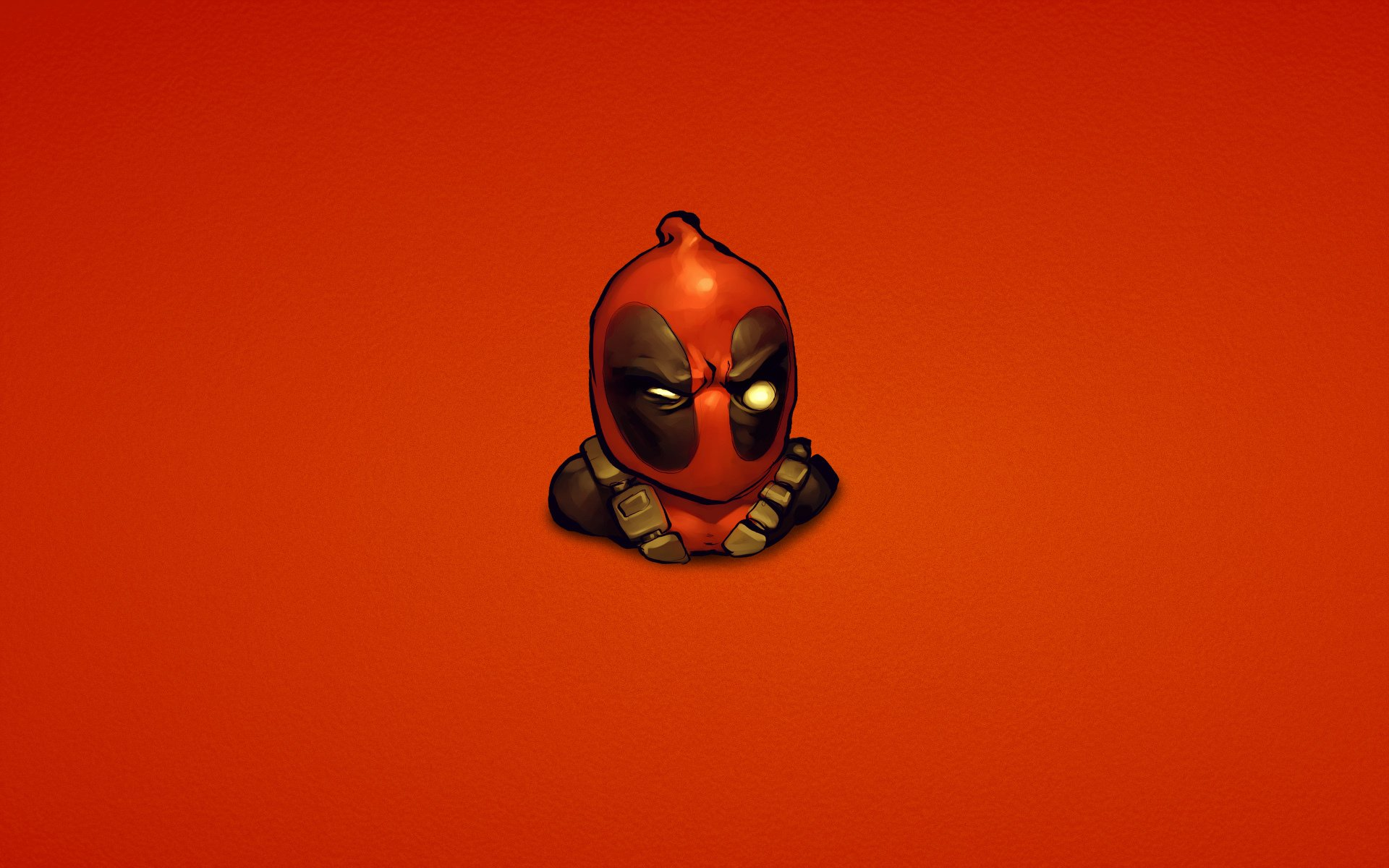 красный, wade wilson, marvel, deadpool