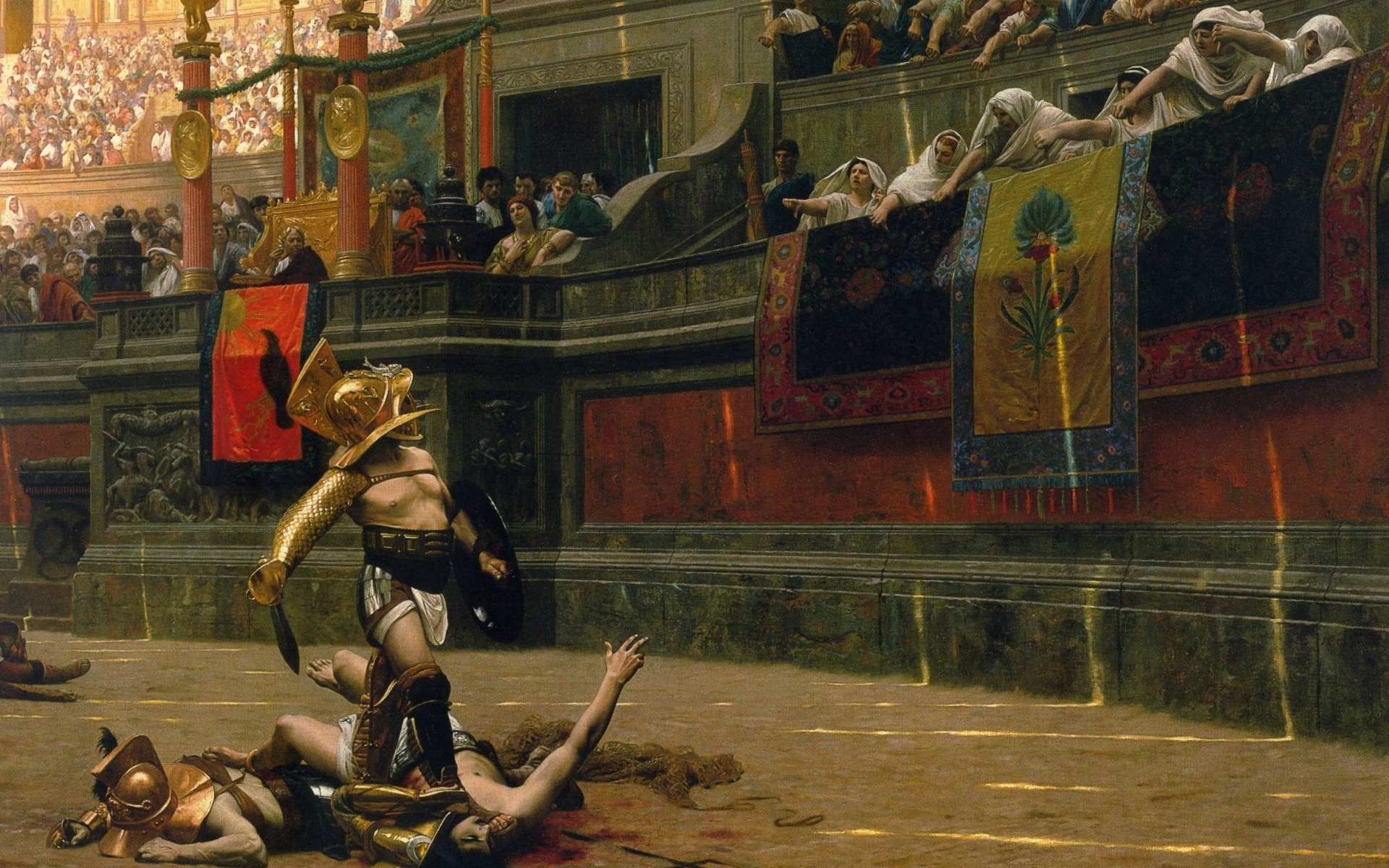 assess attitudes shown towards gladiators by Discover how the gladiators for teachers for schools for companies login sign up the ancient roman gladiators: history, types & facts related study.
